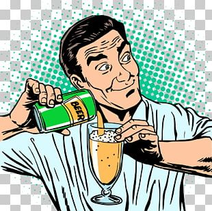 Beer Champagne Wine Alcoholic Drink PNG
