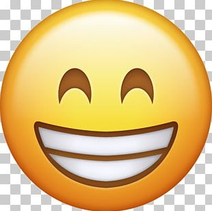 Emoji Happiness Emoticon Smiley PNG