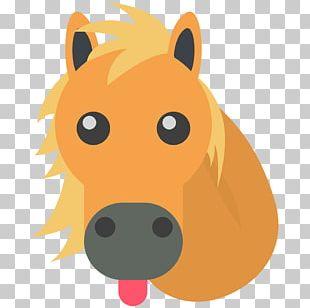 Horse Emoji PNG