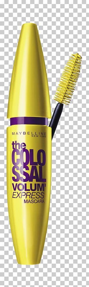 Mascara Cosmetics Maybelline Eyelash Milliliter PNG