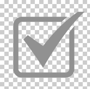 Check Mark Checkbox Computer Icons Graphics PNG