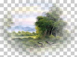 Oil Painting Landscape Painting Art PNG
