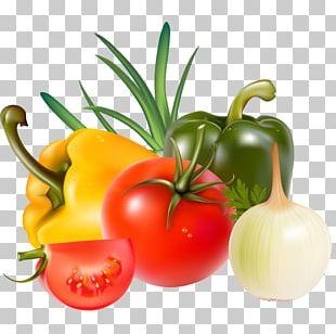 Vegetable Bell Pepper Vegetarian Cuisine Fruit PNG