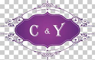 Logo Wedding Invitation Motif Wedding Photography PNG