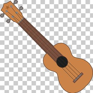 Ukulele String Instrument Musical Instrument PNG