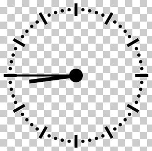 Clock Face Analog Watch PNG