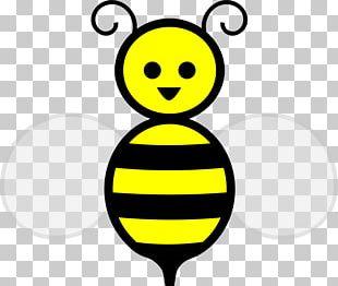 Western Honey Bee Cartoon Bumblebee PNG