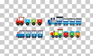 Train Power Car PNG