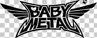 BABYMETAL Logo Distortion Decal YAVA! PNG