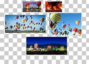 Albuquerque International Balloon Fiesta Hot Air Balloon Balloon Fiesta Parkway Northeast Collage PNG