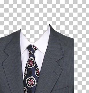 Suit Template PNG