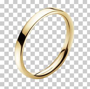 Wedding Ring Jewellery Gold Diamond PNG