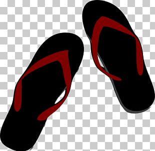 Slipper Sandal Flip-flops PNG