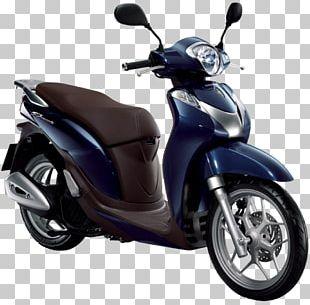 Honda SH150i Piaggio Motorcycle Honda PCX PNG