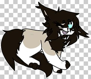 Cat Horse Demon Dog Canidae PNG
