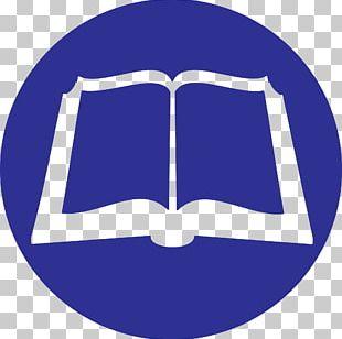 Electric Blue Cobalt Blue Logo Circle PNG