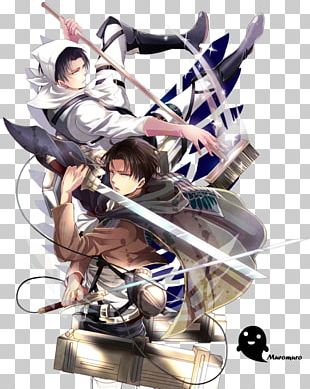Attack On Titan Levi Anime Eren Yeager A.O.T.: Wings Of Freedom PNG