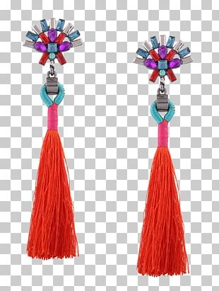 Earring Jewellery Tassel Clothing Accessories PNG