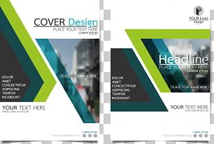 Flyer Brochure PNG