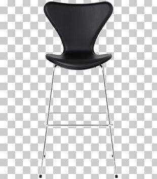 Model 3107 Chair Ant Chair Design Fritz Hansen PNG
