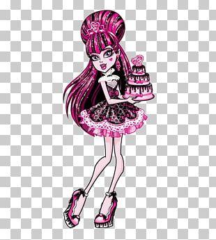 Monster High Frankie Stein Ever After High Doll Mattel PNG
