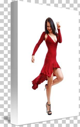 Cocktail Dress Dance Woman Shrug PNG