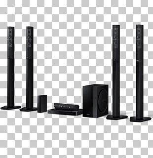 Home Theater Systems Blu-ray Disc Samsung HT-H7750WM Home Theater System PNG