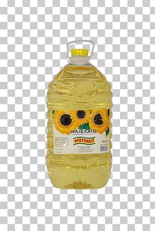 Sunflower Oil Soybean Oil Olive Oil Corn Oil PNG