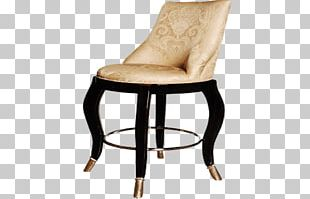 Bar Stool Chair PNG