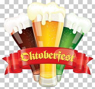 Beer Glassware Oktoberfest Märzen PNG