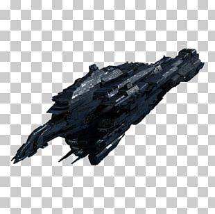 EVE Online Leviathan Charcoal Titan Capital City PNG
