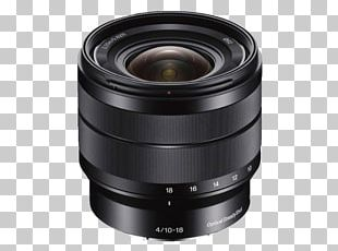 Sony NEX-6 Sony E-mount Sony Wide-Angle Zoom 10-18mm F/4.0 OSS Wide-angle Lens Camera Lens PNG