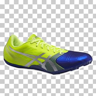 Track Spikes Sneakers ASICS Running Shoe PNG
