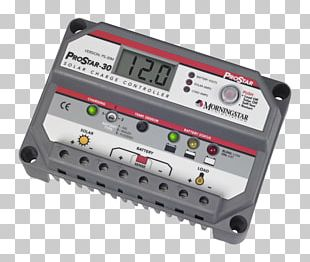 Battery Charge Controllers Maximum Power Point Tracking Solar Power Battery Charger Pulse-width Modulation PNG