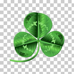Saint Patricks Day Clover PNG