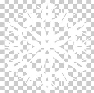 White Snowflake PNG
