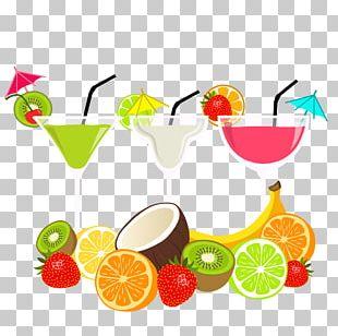 Cocktail Juice Fruit Auglis PNG