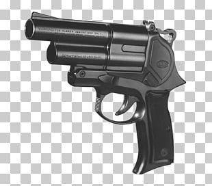 Calibre 12 Caliber Flash-ball Pistol Shotgun Shell PNG