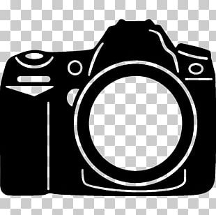 Camera Photography Sticker PNG