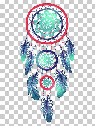 Dreamcatcher Illustration PNG