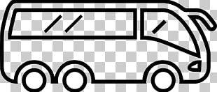 Public Transport Bus Service Coloring Book Drawing Double-decker Bus PNG