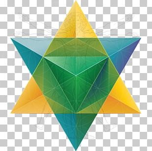 Star Of David Merkabah Mysticism PNG