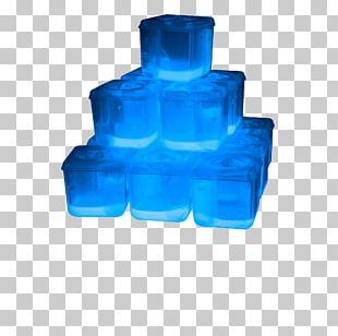 Ice Cube Light Green PNG