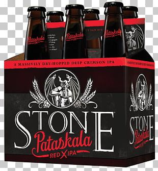 India Pale Ale Stone Brewing Co. Beer Redhook Ale Brewery PNG