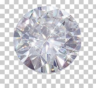 Diamond Gemstone Jewellery Icon PNG