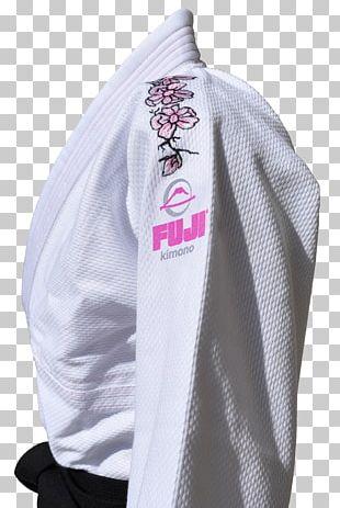 Mount Fuji Brazilian Jiu-jitsu Gi Cherry Blossom Karate Gi PNG