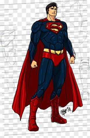 Superman The New 52 Superhero Comic Book PNG