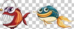 Fish Cartoon Photography Illustration PNG