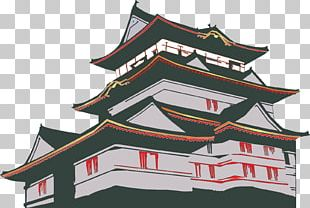 House Japanese Architecture PNG