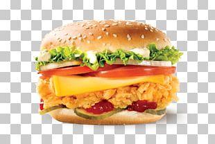 KFC Hamburger Hot Dog French Fries Cheeseburger PNG